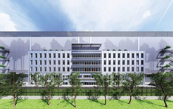 Data Centre – Paris PA13