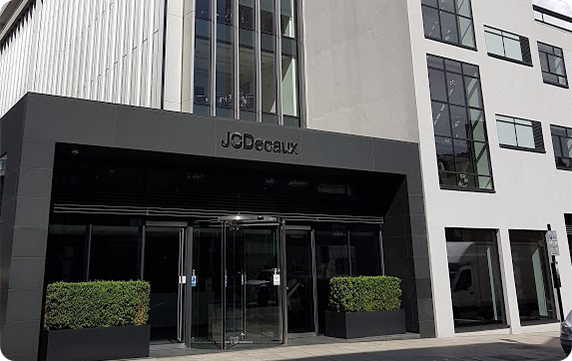 JCDecaux: Summit House, London