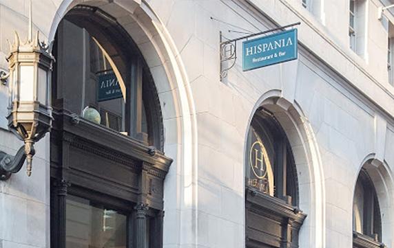 Hispania Restaurant, London
