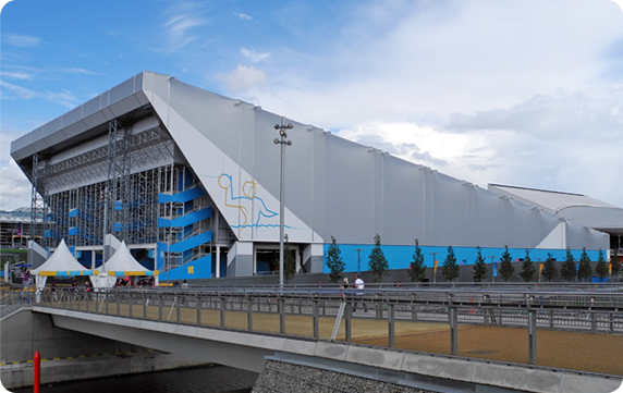 Olympic Water Polo Venue, London